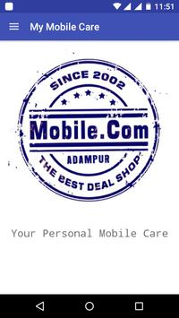 My Mobile Care poster