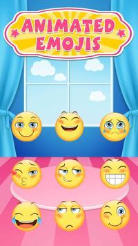 Animated Emoji & Cute Emoji Keyboard for iPhone X screenshot 2