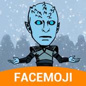 War Chat Sticker for GOT icon