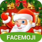 Merry Christmas & Santa Claus New Year Keyboard icon