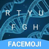 Bio Tech Keyboard Theme & Emoji Keyboard icon