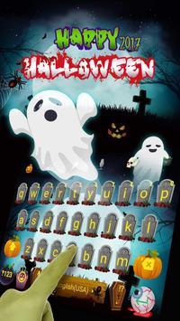 Halloween 2017 Keyboard Theme poster