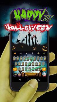Halloween 2017 Keyboard Theme screenshot 3