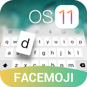 Simple Style Keyboard Theme for iPhone iOS 11 icon