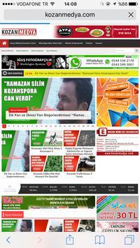 KozanMedya.com - Son Dakika poster