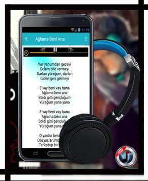 Bilal Hanci songs apk screenshot