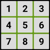 Simple Grid icon