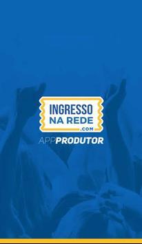 Ingresso na Rede - Produtor poster
