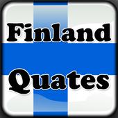 Finland Quotes icon