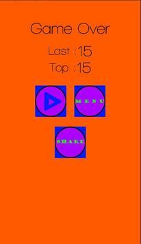 Math Reflex Challenge apk screenshot