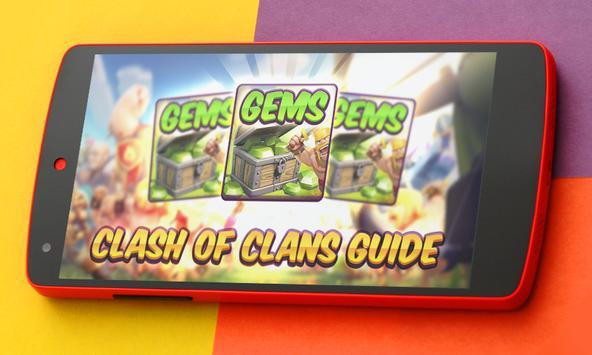 Cheats Clash Of Clans - Guide apk screenshot