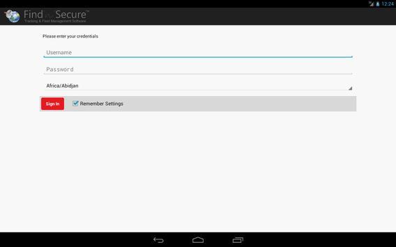 Adata FNS screenshot 2