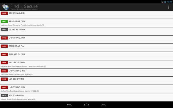 Adata FNS screenshot 3