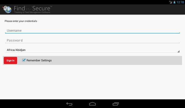Adata FNS screenshot 4