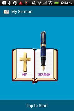 My Sermon - Service Notepad screenshot 5