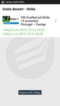 Kramforsbladet screenshot 5