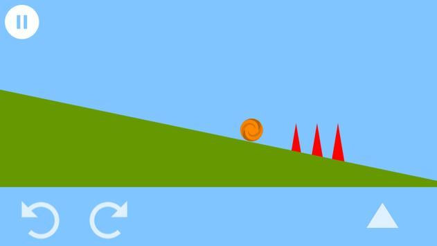 Crazy Roll Ball apk screenshot