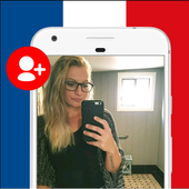 French dating - snap insta kik girls from france icon