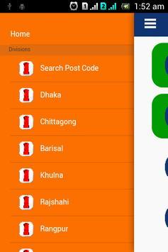 Post Code Finder screenshot 2