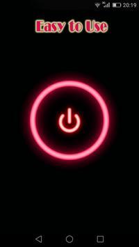 LED Flashlight Easy (No Ads) poster