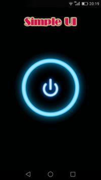 LED Flashlight Easy (No Ads) apk screenshot