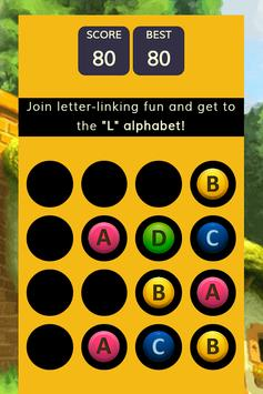 Alphabet Word Games screenshot 1