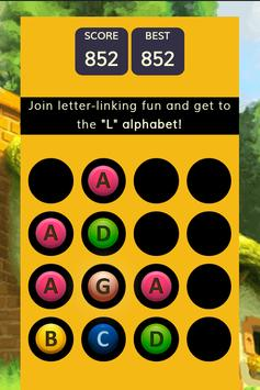 Alphabet Word Games screenshot 2