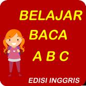 Belajar Baca ABC icon