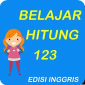 Belajar Hitung 123 icon