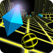 Slope 3D icon