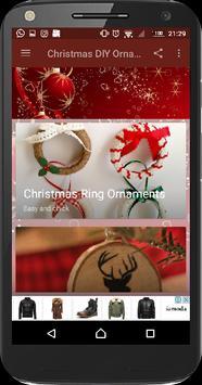 Christmas DIY Ornaments l apk screenshot