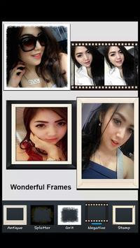 Selfie Filter Editor 2017 HD poster