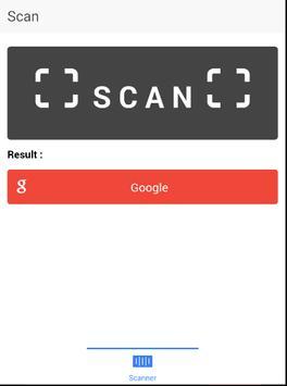 QR & Barcode Scanner (All) apk screenshot
