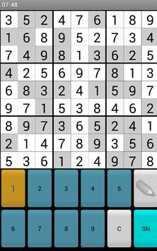 Sudoku Bulmacası screenshot 1