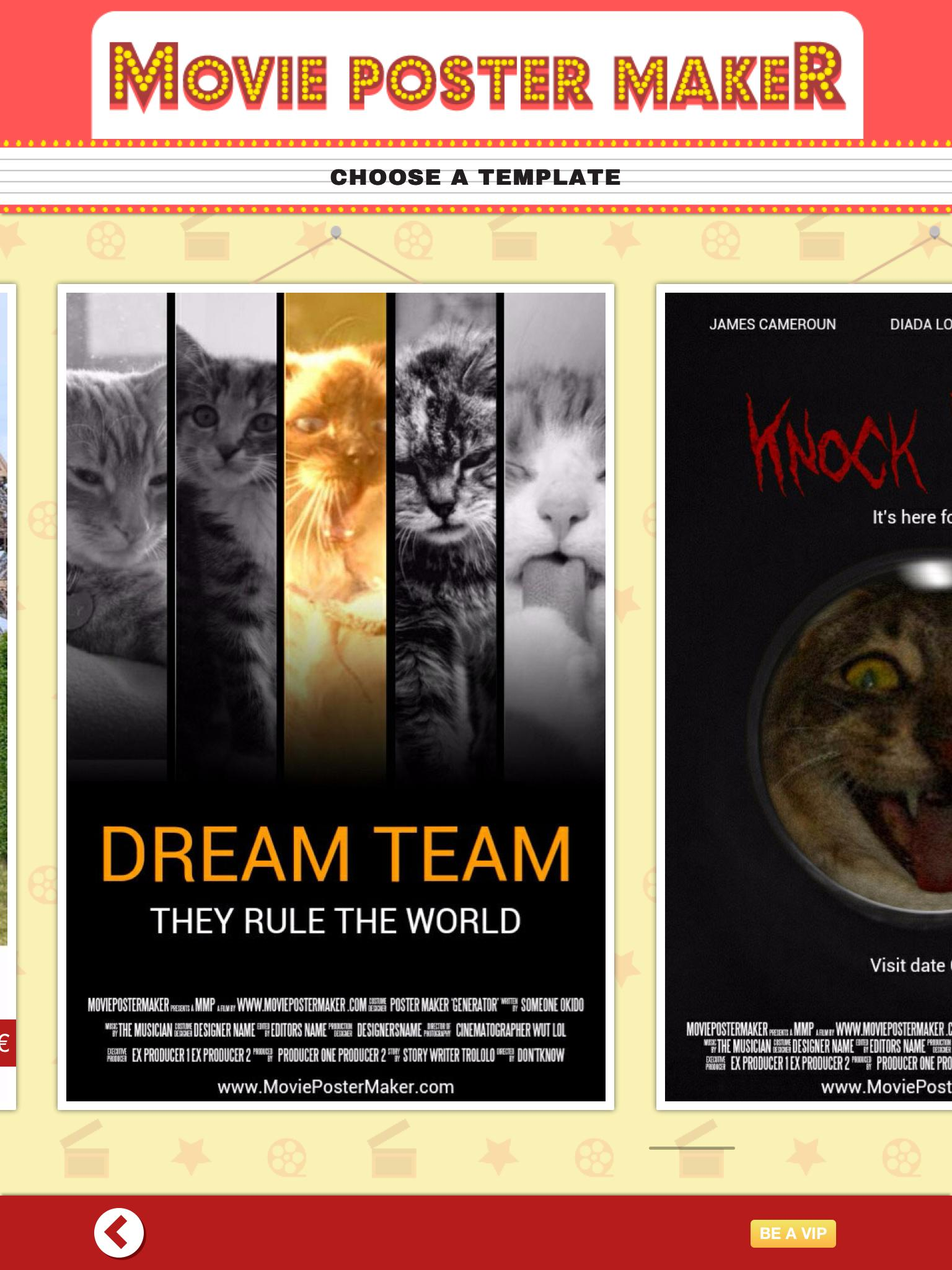 Movie Poster Maker & Template for Android - APK Download