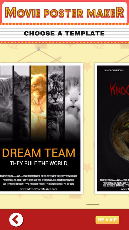 Movie Poster Maker Amp Template Apk Download Free