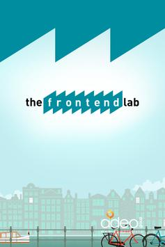 The Frontend Lab Jobs poster