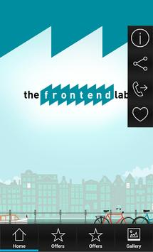 The Frontend Lab Jobs apk screenshot