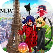 Coloriage Ladybug Chat Noir Dessins icon