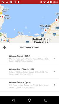 Adecco Middle East screenshot 2