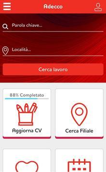 Lavoro con Adecco apk screenshot