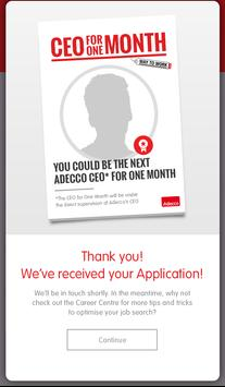 Adecco - CEO for One Month screenshot 4
