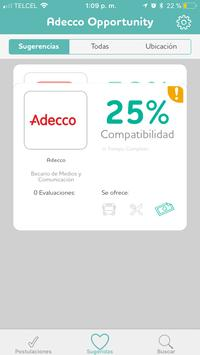 Adecco Opportunity apk screenshot