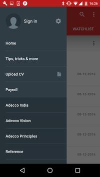 Adecco India apk screenshot