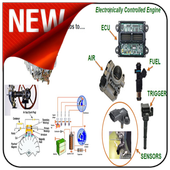 Electronic Controlled Engine icon