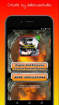 Engine And Emission Control Overall System screenshot 4