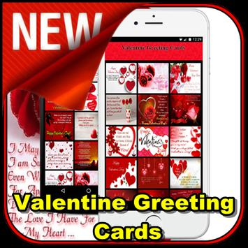 Valentine Greeting Cards poster