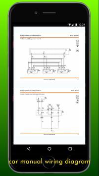 car manual wiring diagram screenshot 1
