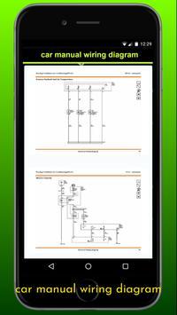 car manual wiring diagram screenshot 2