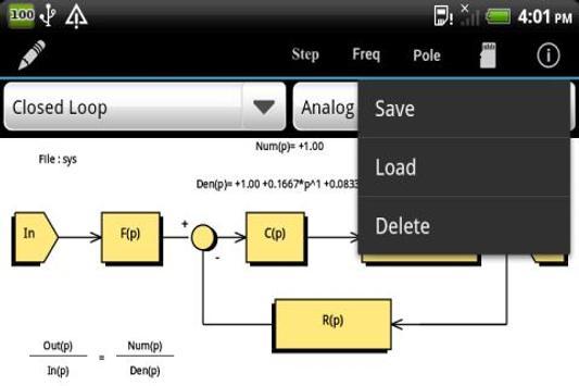 ControlCalc screenshot 1